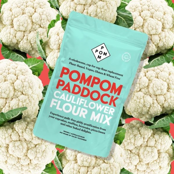 Pom Pom Paddock Cauliflower Flour Mix