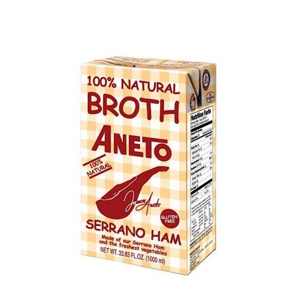 Aneto Serrano Ham Broth