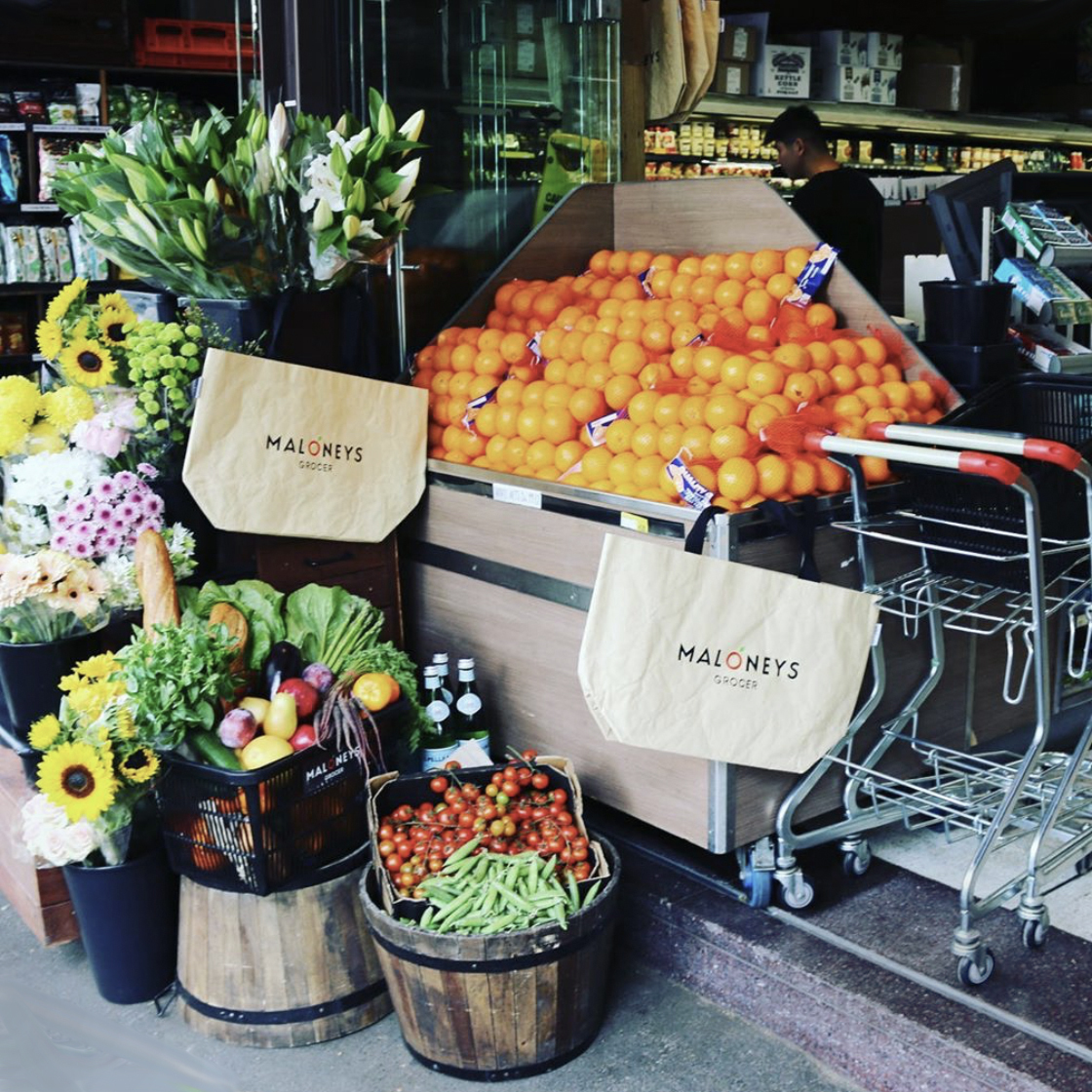 Maloneys Grocer Surry Hills